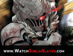 Raed Goblin Slayer Manga